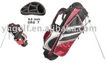 OEM Golf Stand Bag/Nylon, PVC,PVC+PU,PU,Leather