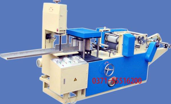 tous les modèles de pliage de serviette de papier machine pour le traitement ultérieur
