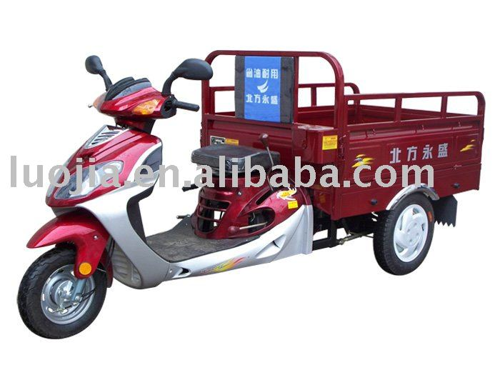 110cc Motorized Cargo Tricycle,Three Wheel Motorcycle