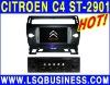 7'' Citroen C4 CAR DVD GPS with digital tv