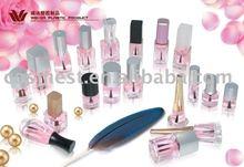 cosmetic packing Nail polish cap