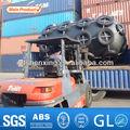Inflável flutuante de pára-choque de borracha para o barco com ccs adn iso17357