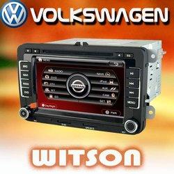 WITSON VW PASSAT B6/JETTA/GOLF/TIGUAN/EOSTSI/SEAT LEON/CADDY/Skoda Octavia 7 Inch Volkswagen Car DVD GPS HD