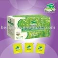 Herb chá de ervas laxantes