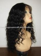 2012 hotsale no shedding 100% virgin remy human hair wig