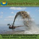 hydraulic river sand dredger ship