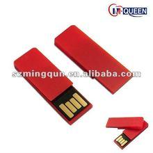 38*13*4MM New productions of 8GB MINI USB Clipper