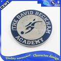 Stamping personalizado emblema para o futebol