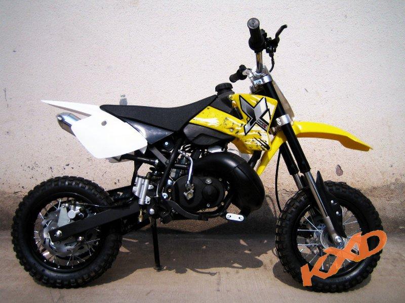 50cc 2 stroke mini cross