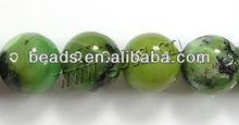 natural round jasper stone beads