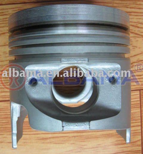 Isuzu 4HG1 Diesel partes las piezas del motor de pistón