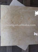 Chinese yini beige marble tile
