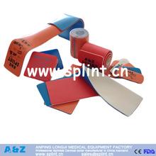 Flex-all rolled splint