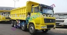 Styer King Dump Truck 8X4