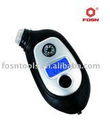 Digital tyre pressure indicator