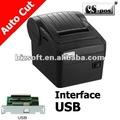 Laimpresora micro/miniimpresora et-88/posimpresora/impresora de tickets(interfaz usb)