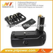 Battery Power Grip for Nikon D80 D90 Camera Handle