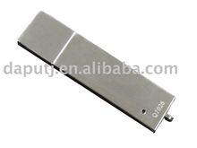 smooth metal 16gb flash drive