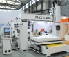 CNC router woodworking MAXI-CD 1224-5 Axis