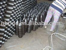 welded DIN2616-1 seamless eccentric reducer/hebei tianlong pipe ecc reducer