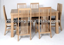 Solid Oak Dining Table wood furniture