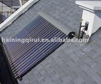 solar energy heat pipe solar collector