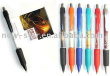 Plastic promotion banner pen NBP004