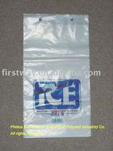 Ice plastic packaging Bag