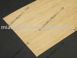 bamboo veneer vertical carbonized for skateboard deck (P-14)