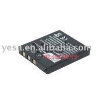 Camera battery for PANASONIC CGA-S007 CGA-S007A/1B