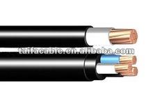 Environmental protect CU/PVC/PVC NYY Cable