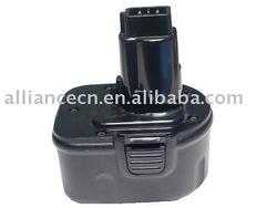 Electric Drill Battery for Dewalt DW9072