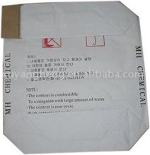 25kg 50kg kraft paper valve bag