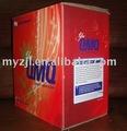 afirmativa qmq 9kg caja de detergente en polvo