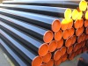 High frenquency welded erw carbon steel pipes