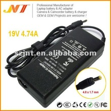 19V Laptop Adapter For HP Pavilion DV6000 DV8000 DV9000