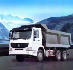 howo 6*4 tipper truck