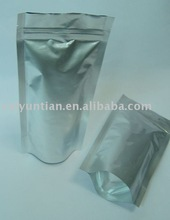 Stand up aluminum foil insulaton doypack bags,stand up seed packaging bags, Plastic vegetable seed packing