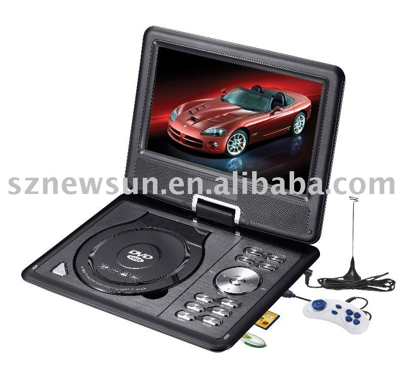 Portable dvd player tv tuner инструкция