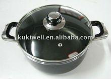 24cm aluminium cookware sauce pot