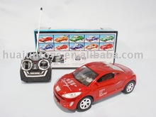 1:16 scale r/c car ,plastic toys