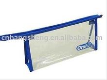 Clear PVC zip lock bag