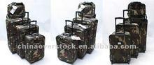 Stocklot Printed Travel Luggage 4PCS+European/USA/France/Canada Market