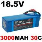 Mystery 30 35c 18.5v 3000mAh LiPo 5-CELL RC 5S 18.5 Battery
