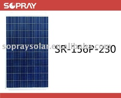 """HOT""230W PolyCrystalline Solar panel"