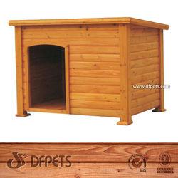 Wooden Dog Kennel DFD025