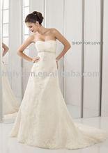2012 hot off shoulder backless cinderella wedding dress