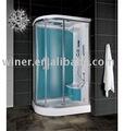 ducha de vapor con sala de vapor y ducha de la función