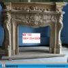 French fireplace mantel,marble fireplace mantel,stone fireplace