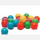 plastic play pit balls